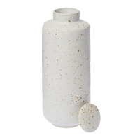 Speckle Bottle - White