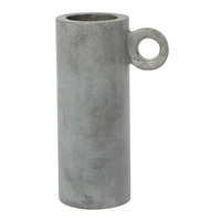 Loop Vase - Concrete
