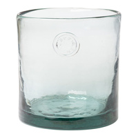 Glass Vessel - Aqua