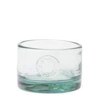 Glass Bowl - Aqua