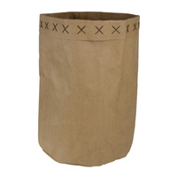Kraft Cross Basket - Large