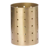 Holey Vessel - Brass
