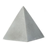 Concrete Pyramid - Natural