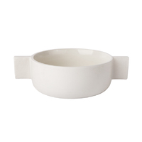 Tab Bowl - White