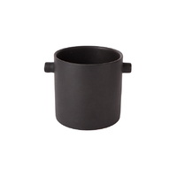 Handle Pot - Small Charcoal