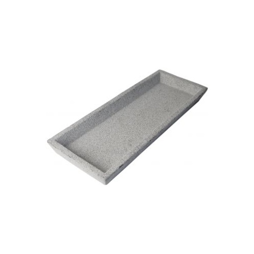 Concrete Square Tray - Natural