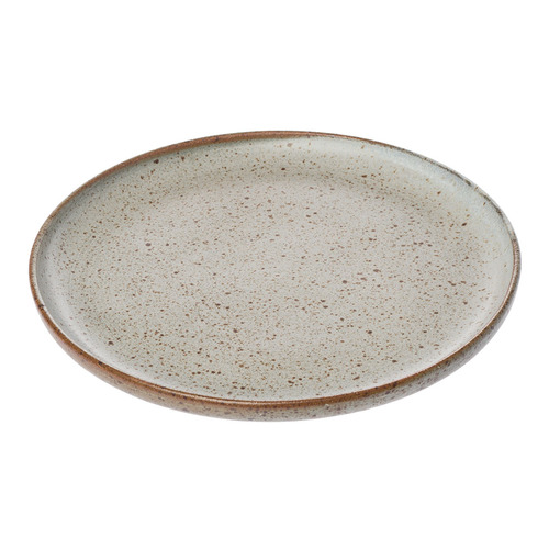 Speckle Serving Platter - Large Seagrass