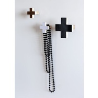Cross Wall Hook - Large White