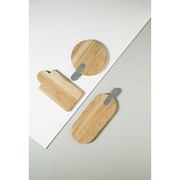 Rounded Serving Board