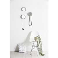 Mirror Hook - White Antique