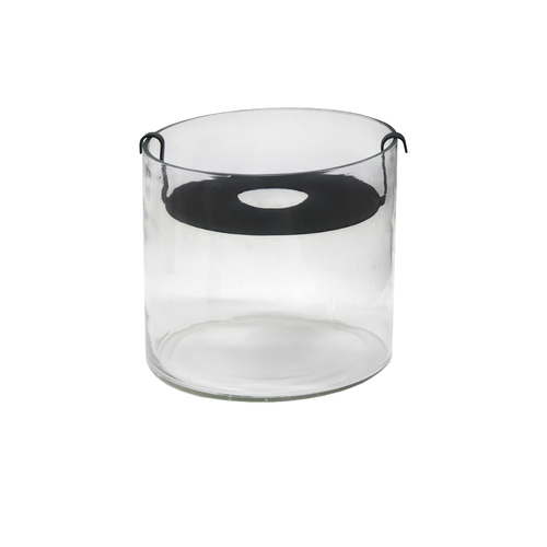 Botanical Vase - Small Black