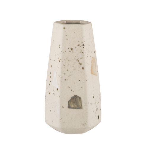 Carved Vase Straight  - Confetti
