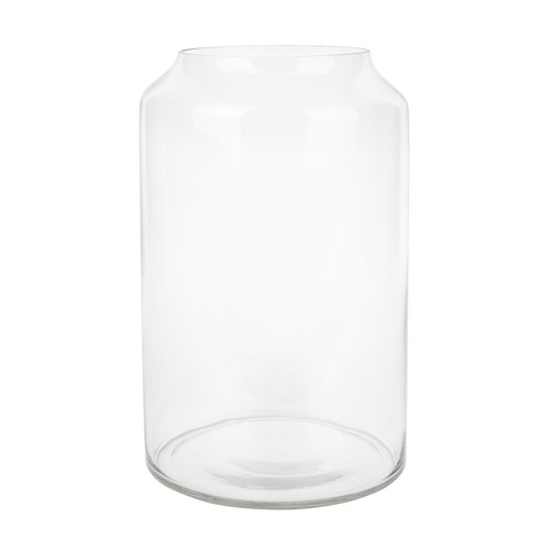 Deco Vase - Tall Clear